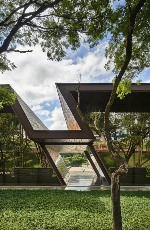 Image Courtesy © Gustavo Penna Architect & Associates