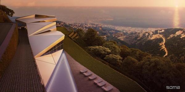 Image Courtesy © SOMA architects