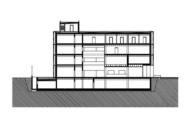 Image Courtesy © ZSK Architects (Zsuffa és Kalmár Építész Műterem)