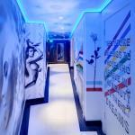 Dream Asylum Entrance Hall, Image Courtesy © Cheryl Fleming Photography