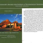 AZ Forward Governor's Award Winner LEA Sedona, Image Courtesy © LEA Architects