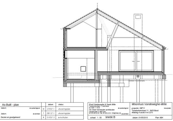 Image Courtesy © De Smet Vermeulen architecten