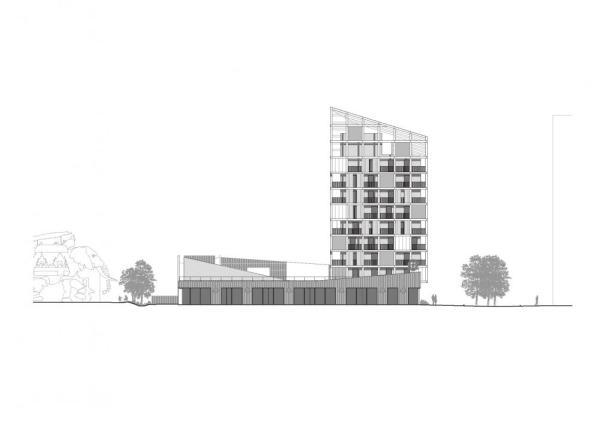 Image Courtesy © ANTONINI DARMON architects