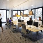 First Floor_Meet & Create_Informal Area_Reading Room, Image Courtesy © Thomas Beyerlein