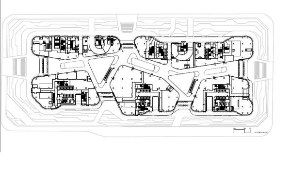 Masterplan, Image Courtesy © gmp