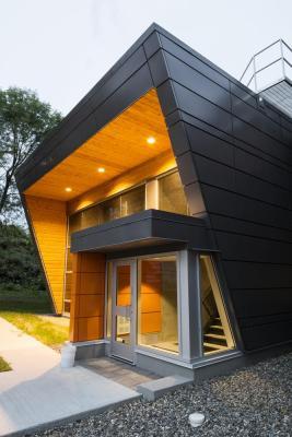 Image Courtesy © Fugere Architecture Inc