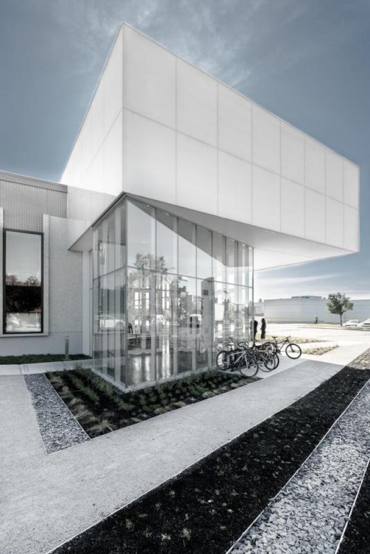 Image Courtesy © Chevalier Morales Architectes