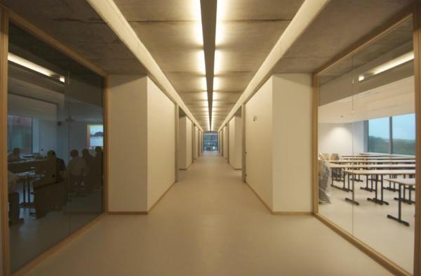 Seminar  rooms , Image Courtesy © Christine Deboosere