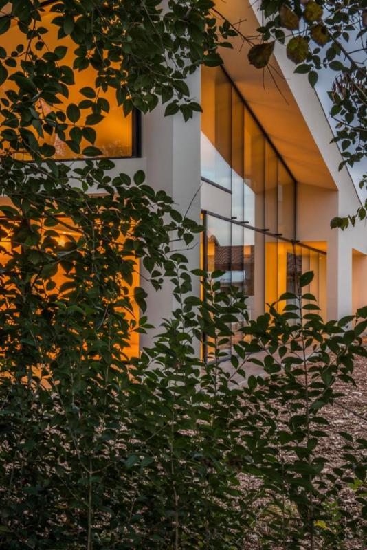 Casa PLS from the trees, Image Courtesy © Alessandro Ruzzier