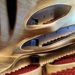 Mezzanine and balcony seating, Image Courtesy © Hufton+Crow