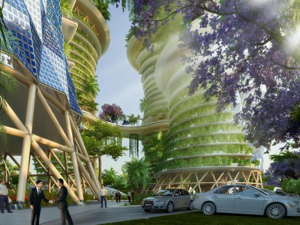Image Courtesy © VINCENT CALLEBAUT ARCHITECTURES