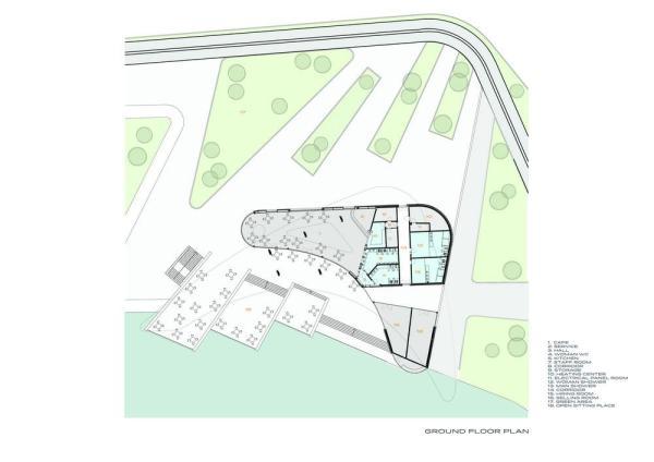 Image Courtesy © BKA-Bahadır Kul Architects