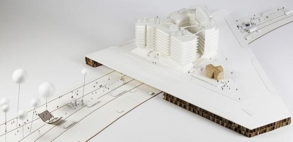 Image Courtesy © Jacques Ferrier + chartier dalix architectes