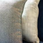 Bedroom cushions, Image Courtesy © Gareth Gardner