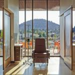 Patients contributed to the design and layout of the second floor, which provides the best views in the facility: panoramas of Central Oregon's high desert, Image Courtesy © Pete Eckert
