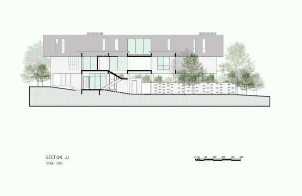 Section JJ, Image Courtesy © zlgdesign