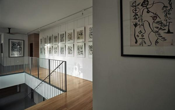 Corridor Art Gallery, Image Courtesy © Keat Song (Staek Photography)