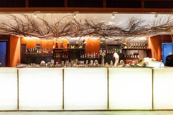 The main bar, Image Courtesy © Hypothesis