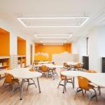 Kindergarten classroom, Image Courtesy © Maxime Brouillet