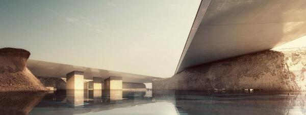 Delicate Monument, Image Courtesy © Renderings: Luxigon