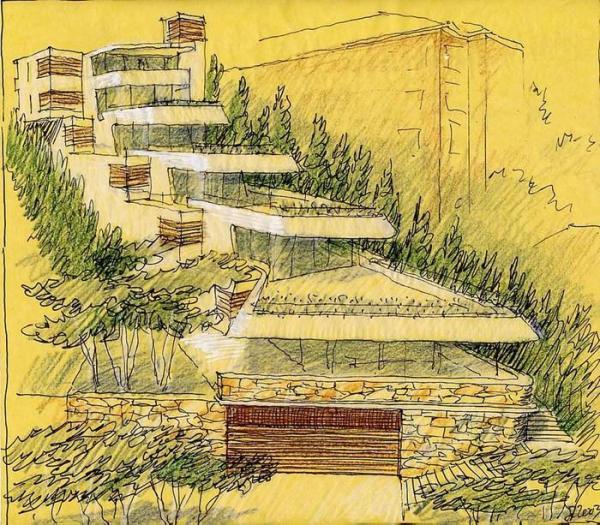 Image Courtesy © Luigi Rosselli Pty Ltd - Architects