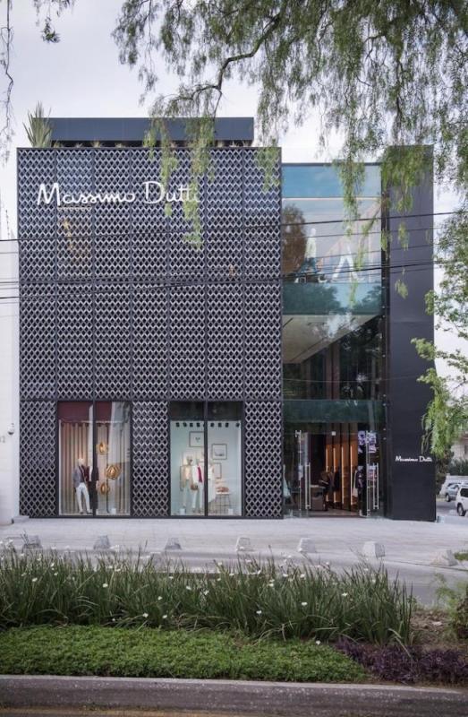 Masaryk Facade, Image Courtesy © Sordo Madaleno Arquitectos, photo by Jaime Navarro