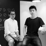 Left: Yves Zhang and Right: Leo Sun, Image Courtesy © Muxin Design