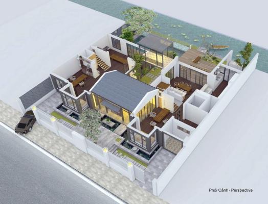 Image Courtesy © Landmak Architecture, Jsc