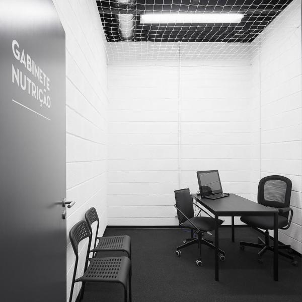 Wellness office, Image Courtesy © Invisible Gentleman