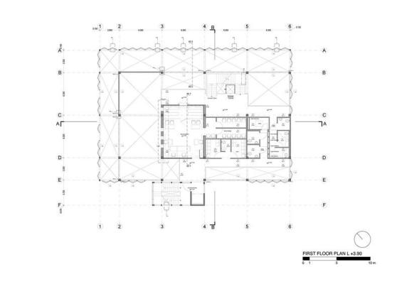 Image Courtesy © arquitectura x + Colectivo Arquitectura and Espinoza Carvajal