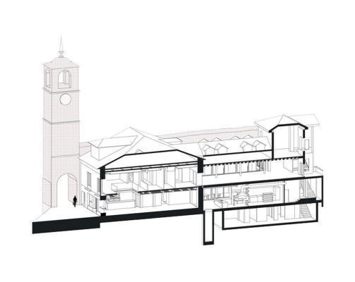 Image Courtesy © Marcos Miguélez Architect