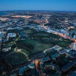 Turf Design Studio & Environmental Partnership with Alluvium, Turpin + Crawford Studio, Dragonfly Environmental and Partridge – Sydney Park Water Re-use Project, Image Courtesy © Ethan Rohloff