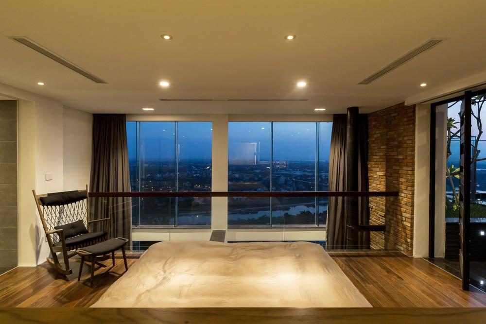 Hung Yen Vietnam  City new picture : Penthouse Ecopark in Hung Yen, Vietnam by i.house Architecture