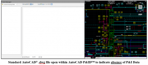 AutoCAD P&ID wo Data