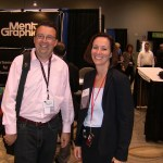 James Bruce, Lead Mobile Strategist, and Lori Kate Smith, Sr. Manager ARM Community