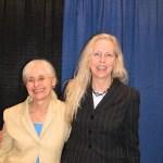 Georgia Marsalek and Nanette Collins