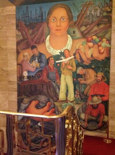 1931 Diego Rivera