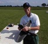 Kevin Shortelle, student at University of West Florida's Online GIS program.