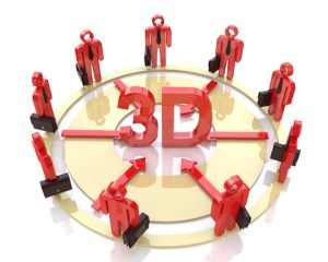 3D Collaboration and the Digital Thread requires all stakelholders to partipate in the descision making process.