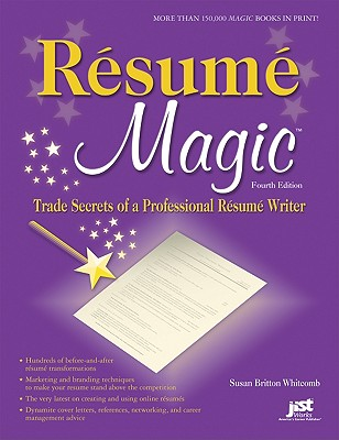 Resume Magic Trade Secrets of a Professional Resume Writer book by