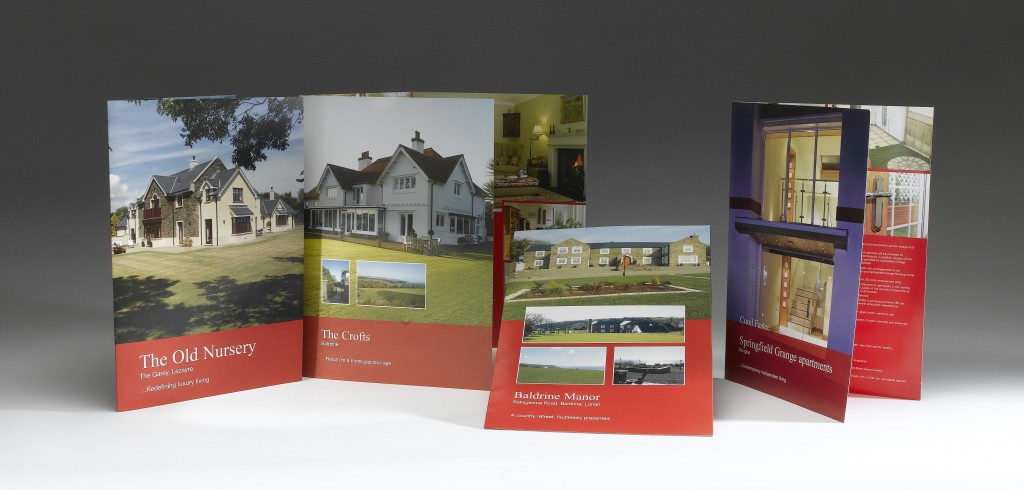 House Brochures - Andrew Barton Photography - property brochure