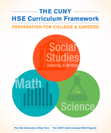 CUNY HSE Curriculum Framework \u2013 The City University of New York