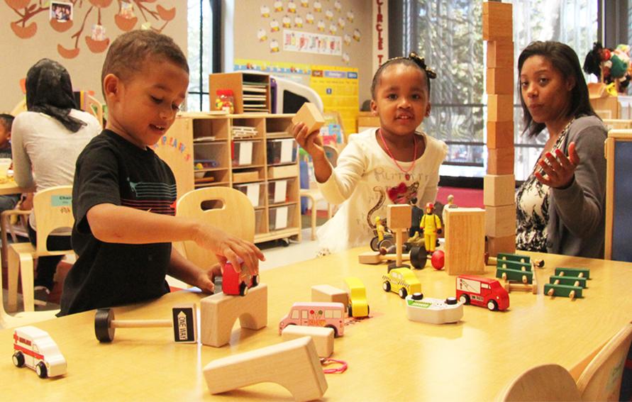 Child Care \u2013 The City University of New York
