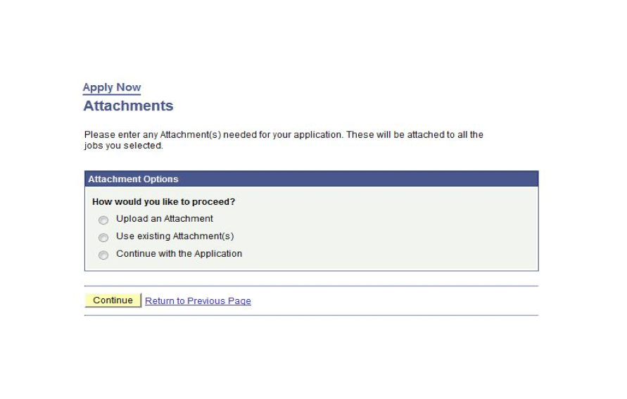 Applying for a Position \u2013 The City University of New York