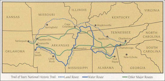 Human Rights Timeline From the Indian Removal Act to the US