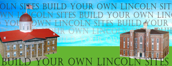 Build Your Own Historic Illinois Buildings