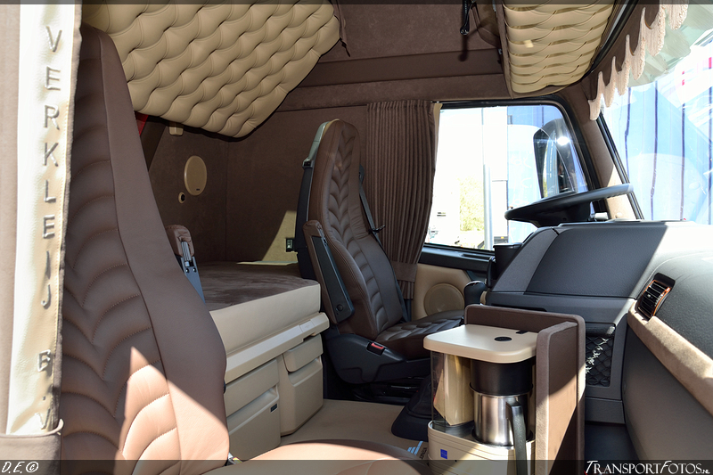 Scania Vrachtwagen Interieur Pictures From Holland