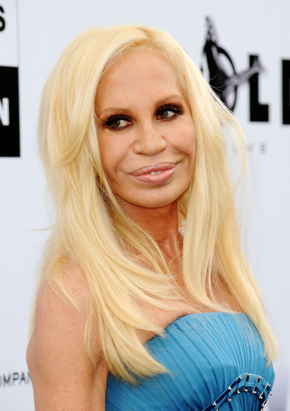 Allegra Versace Cannes Donatella Versace amfAR Cinema Against AIDS Arrivals 2009 Cannes x