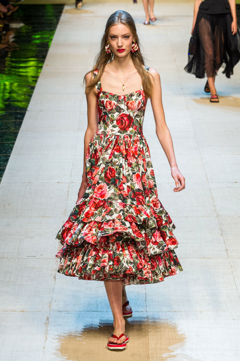 Dolce amp gabbana spring 2017 every must see dress from