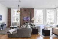 Urban Living Room Photos, Design, Ideas, Remodel, and ...